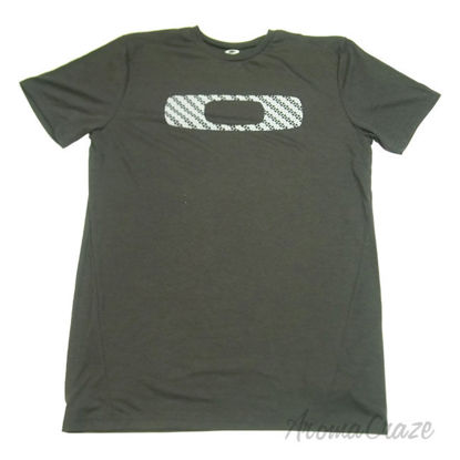 Picture of No Way Out O Tee Short Sleeve Jet Black Medium by Oakley for Men 1 Pc T Shirt