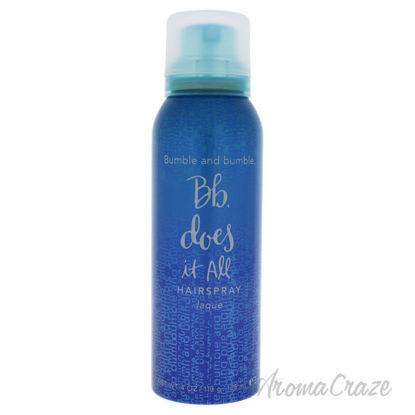Picture of Does It All Spray by Bumble and Bumble for Unisex 4 oz Hairspray