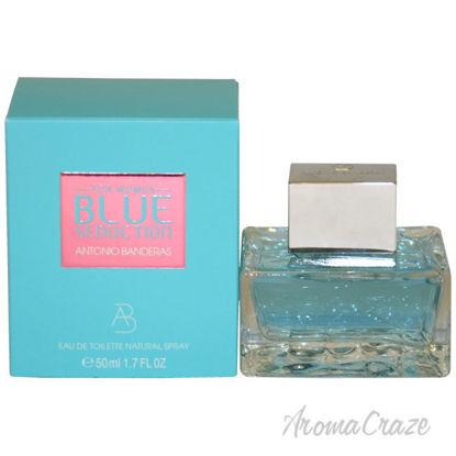 Picture of Blue Seduction by Antonio Banderas for Women 1.7 oz EDT Spray