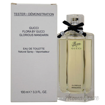 Picture of Flora By Gucci Glorious Mandarin by Gucci for Women 3.3 oz EDT Spray