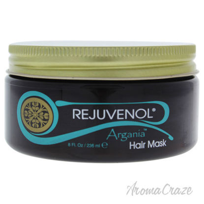Picture of Argania Hair Mask by Rejuvenol for Unisex 8 oz Masque