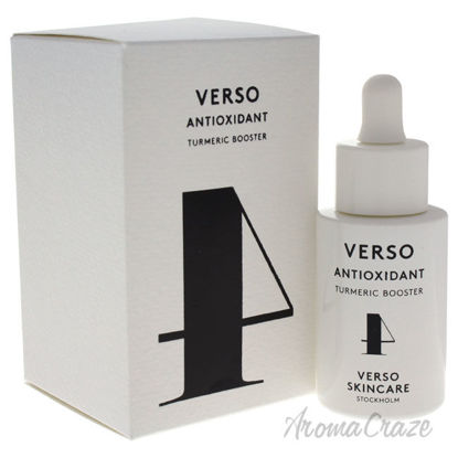 Picture of Antioxidant Turmeric Booster by Verso for Women 1.01 oz Treatment