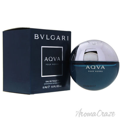 Picture of Aqva Pour Homme by Bvlgari for Men 0.5 oz EDT Spray