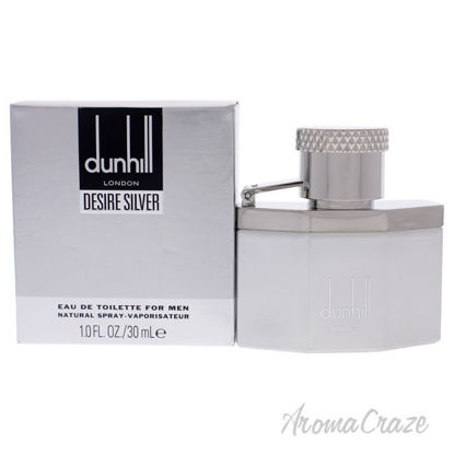 Picture of Desire Silver by Alfred Dunhill for Men 1 oz EDT Spray