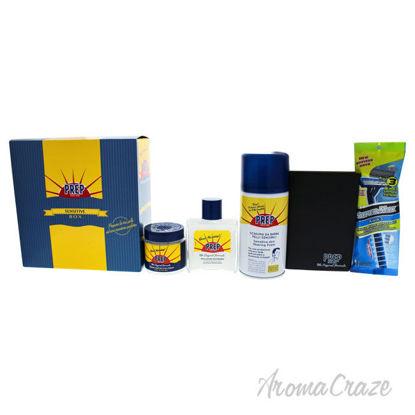 Picture of Prep Sensitive Box by Prep for Men 4 Pc Kit