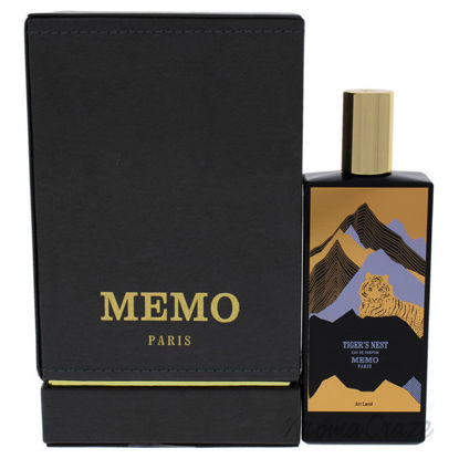 Picture of Tigers Nest by Memo Paris for Unisex 2.53 oz EDP Spray