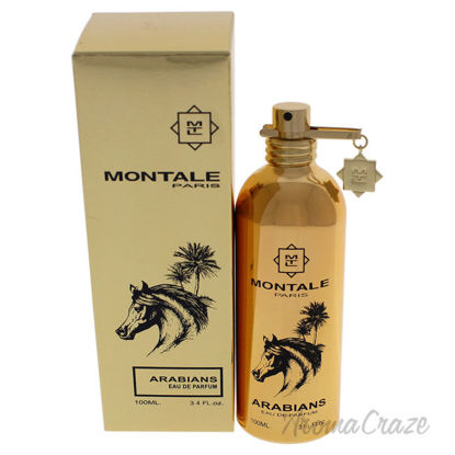 Picture of Arabians by Montale for Unisex 3.4 oz EDP Spray