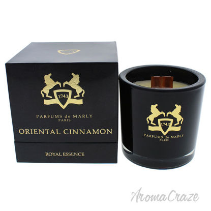 Picture of Oriental Cinnamon Scented Candle by Parfums de Marly for Unisex 10.5 oz Candle