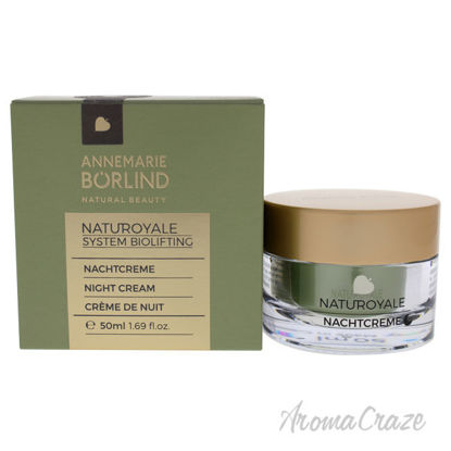 Picture of Naturoyale System Biolifting Night Cream by Annemarie Borlind for Unisex 1.7 oz Cream