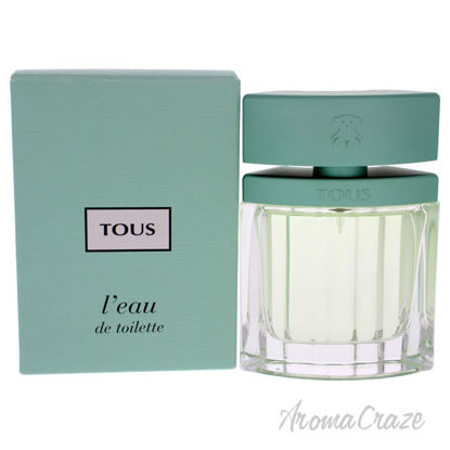 Picture of Tous Leau by Tous for Women 1 oz EDT Spray
