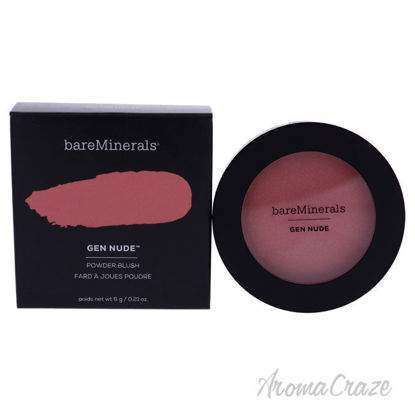 Picture of Gen Nude Powder Blush On the Mauve by bareMinerals for Women 0.21 oz Blush