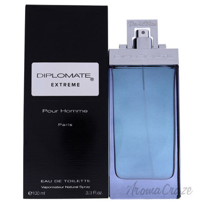 Picture of Diplomate Extreme by Paris Bleu for Men 3.3 oz EDT Spray
