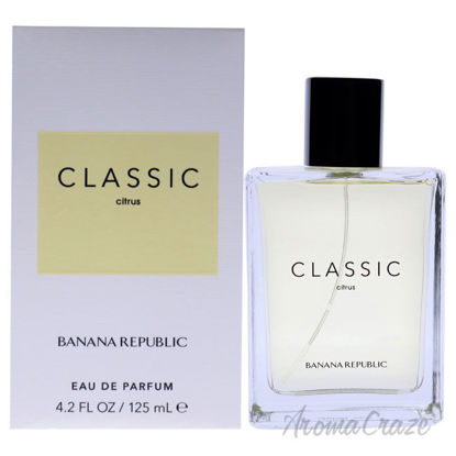 Picture of Classic Citrus by Banana Republic for Unisex 4.2 oz EDP Spray