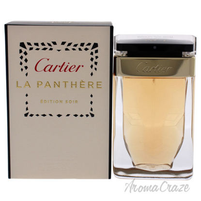 Picture of La Panthere Edition Soir by Cartier for Women 2.5 oz EDP Spray