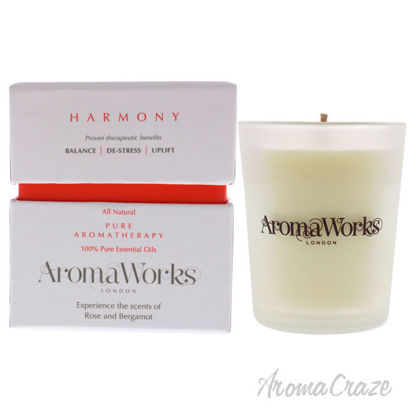 Picture of Harmony Candle Small by Aromaworks for Unisex 2.65 oz Candle