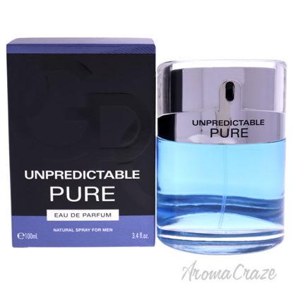 Picture of Unpredictable Pure by Glenn Perri for Men 3.4 oz EDP Spray