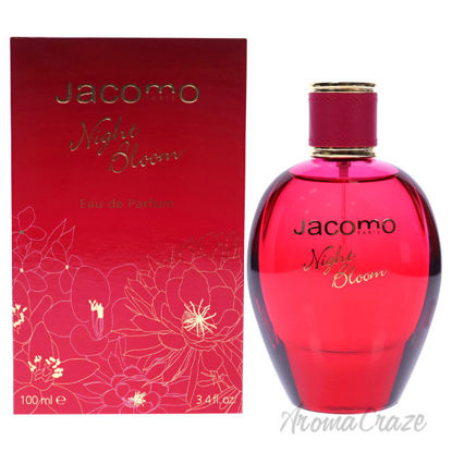 Picture of Night Bloom by Jacomo for Women 3.4 oz EDP Spray