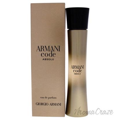 Picture of Armani Code Absolu by Giorgio Armani for Women 1.7 oz EDP Spray