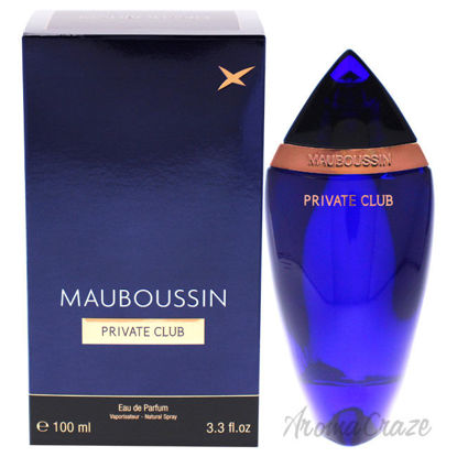 Picture of Private Club by Mauboussin for Men 3.3 oz EDP Spray