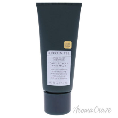Picture of Weightless Hydration Daliy Scalp Plus Hair Mask by Kristin Ess for Unisex 6.7 oz Mask