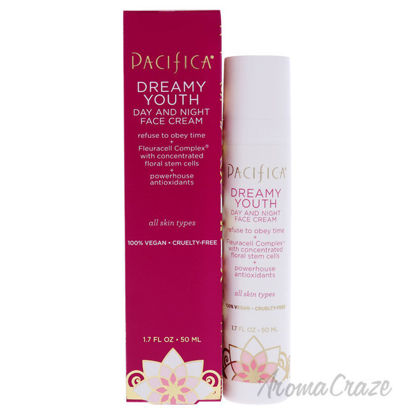 Picture of Dreamy Youth Day and Night Face Cream by Pacifica for Unisex 1.7 oz Cream