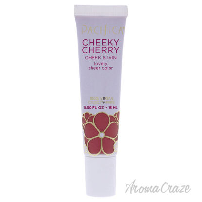 Picture of Cheeky Cherry Cheek Stain Wild Cherry by Pacifica for Women 0.5 oz Blush
