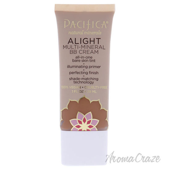 Picture of Alight Multi Mineral BB Cream 3 Dark by Pacifica for Women 1 oz Makeup
