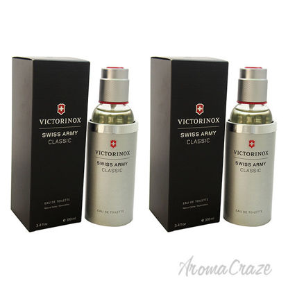 Picture of Swiss Army by Swiss Army for Men 3.4 oz EDT Spray Pack of 2