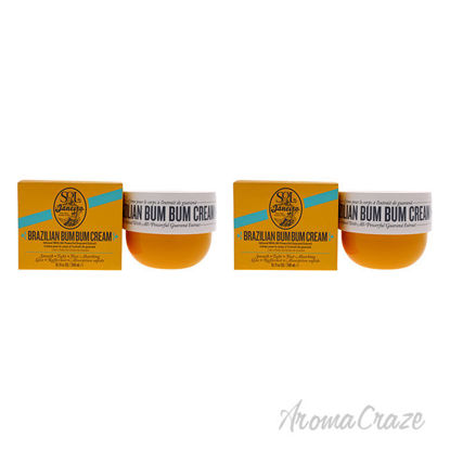 Picture of Brazilian Bum Bum Cream by Sol de Janeiro for Unisex 8.1 oz Body Lotion Pack of 2