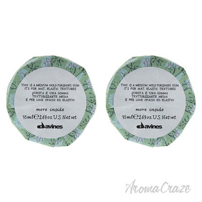 Picture of This Is a Medium Hold Finishing Gum by Davines for Unisex 2.6 oz Gum Pack of 2