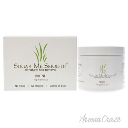 Picture of Bikini Hair Removal by Sugar Me Smooth for Unisex 6.2 oz Hair Removal