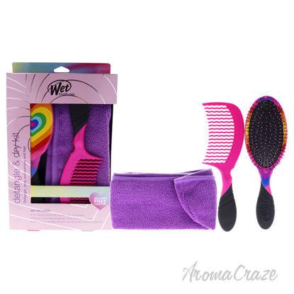 Picture of Detangler and Dry Kit by Wet Brush for Women 3 Pc