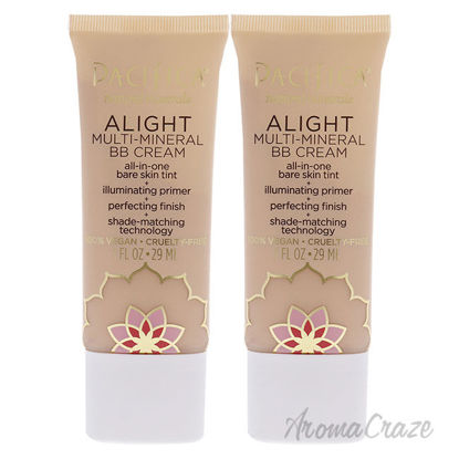 Picture of Alight Multi-Mineral BB Cream 11 Light by Pacifica for Women 1 oz Makeup Pack of 2