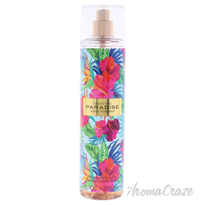 Picture of Tempting Paradise by Sofia Vergara for Women 8 oz Fragrance Mist