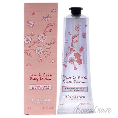 Picture of Cherry Blossom Hand Cream by LOccitane for Unisex 5.2 oz Cream