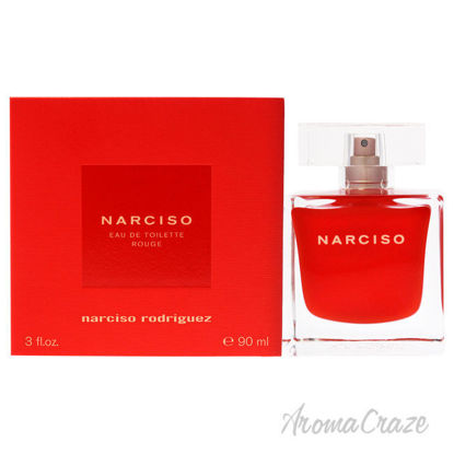 Picture of Narciso Rouge by Narciso Rodriguez for Women 3 oz EDT Spray