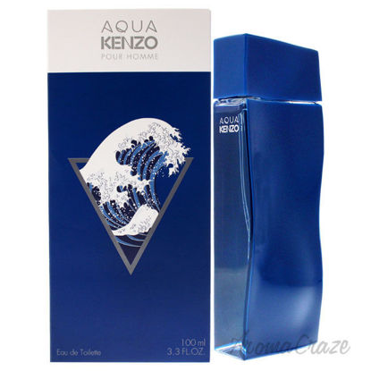 Picture of Aqua Kenzo by Kenzo for Men 3.3 oz EDT Spary