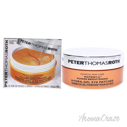 Picture of Potent-C Power Brightening Hydra-Gel Eye Patches by Peter Thomas Roth for Unisex 60 Pc Patches