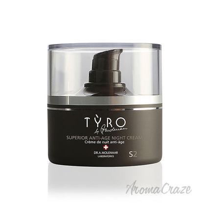 Picture of Superior Anti-Age Night Cream by Tyro for Unisex-1.69 oz Cream