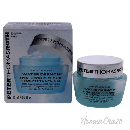 Picture of Water Drench Hyaluronic Cloud Hydrating Eye Gel by Peter Thomas Roth for Unisex-0.5 oz Gel