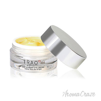 Picture of Day and Night Eye Cream by Tyro for Unisex-0.51 oz Cream