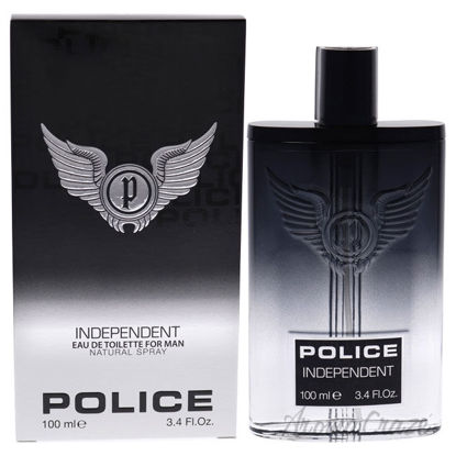 Picture of Police Independent by Police for Men-3.4 oz EDT Spray