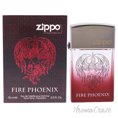 Picture of Fire Phoenix by Zippo for Men-2.5 oz EDT Spray