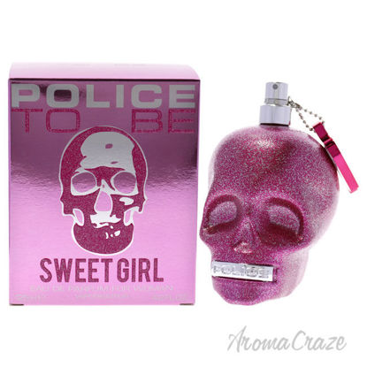 Picture of Police To Be Sweet Girl by Police for Women-4.2 oz EDP Spray