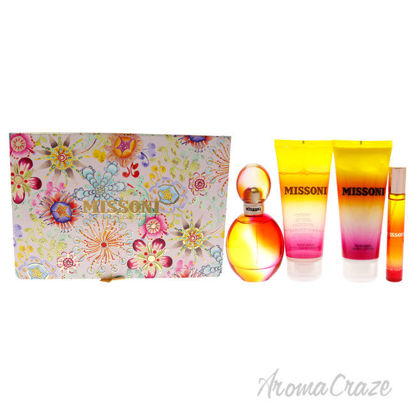 Picture of Missoni by Missoni for Women-4 Pc Gift Set