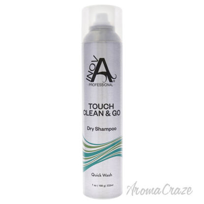 Picture of Touch Clean and Go Dry Shampoo by Inova Professional for Unisex 7 oz Shampoo