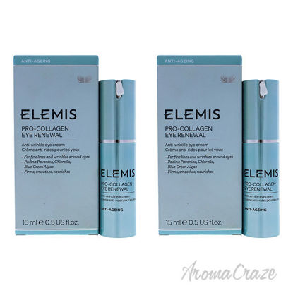 Picture of Pro-Collagen Eye Renewal by Elemis for Unisex-0.5 oz Eye Cream-Pack of 2