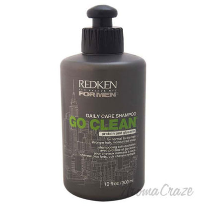Picture of Go Clean Daily Shampoo by Redken for Men 10 oz Shampoo