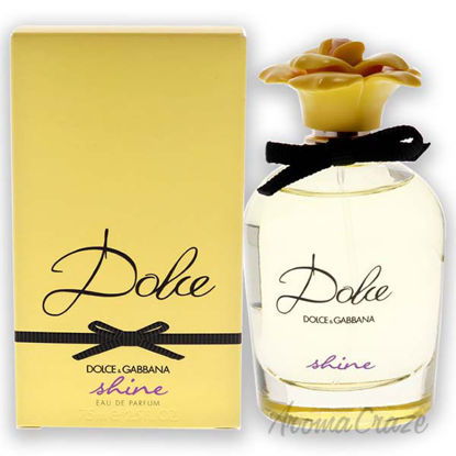 Picture of Dolce Shine by Dolce and Gabbana for Women 2.5 oz EDP Spray