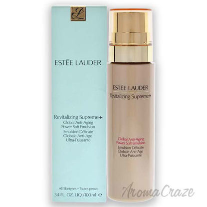 Picture of Revitalizing Supreme Plus Global Anti Aging Power Soft Emulsion by Estee Lauder for Women 3.4 oz Emulsion